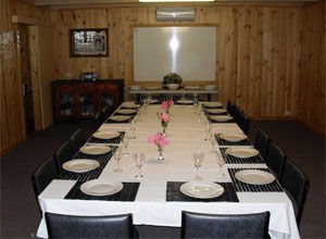 Guests Dining Area